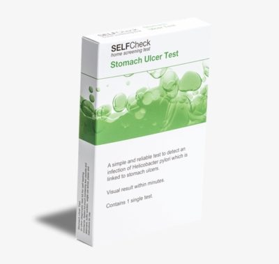 stomach ulcer test
