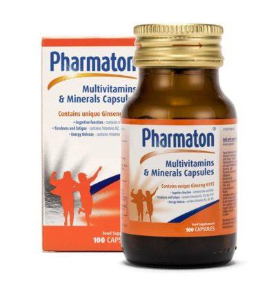 Pharmaton Vitality Capsules