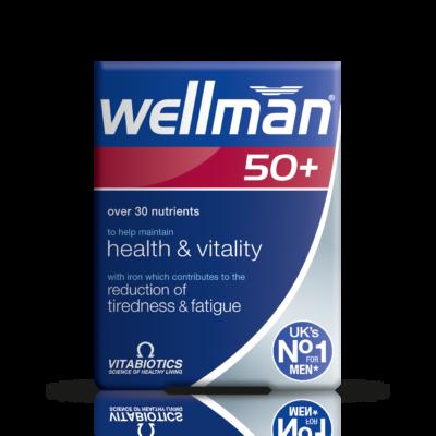 wellman 50