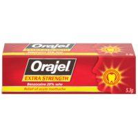 orajel extra strength