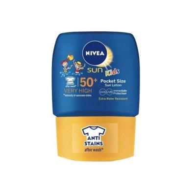 Nivea Sunscreen kids