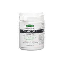 medicinal charcoal tablets