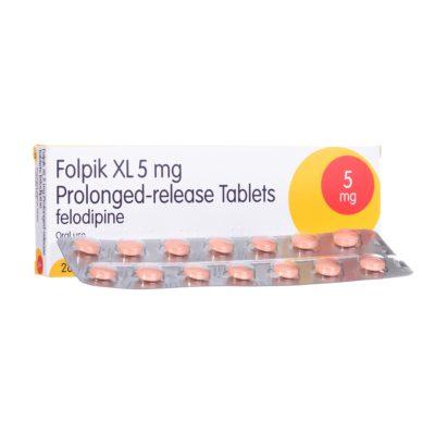 Felodipine Tablets