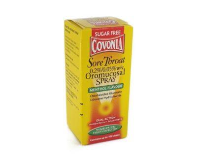 Covonia Throat Spray