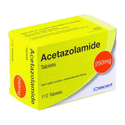 Acetazolamide 250mg