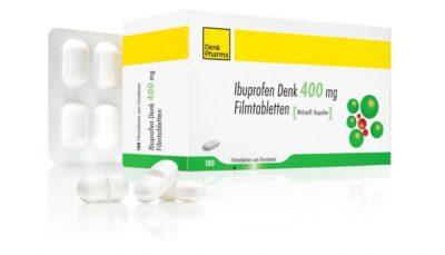 Ibuprofen Denk 400mg