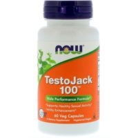 NOW TestoJack 100 Capsules