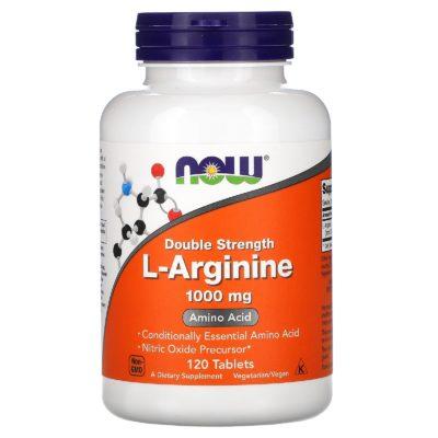 Now L-Arginine 1000mg