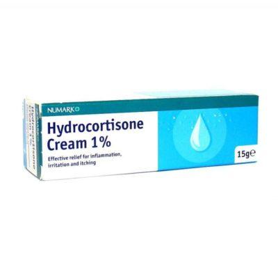 Hydrocortisone 1% Cream 15g